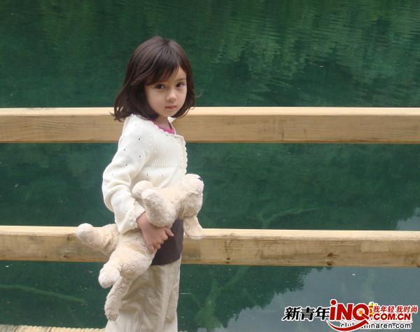 世上最漂亮的小女孩